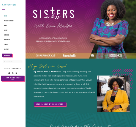 sistersinloss